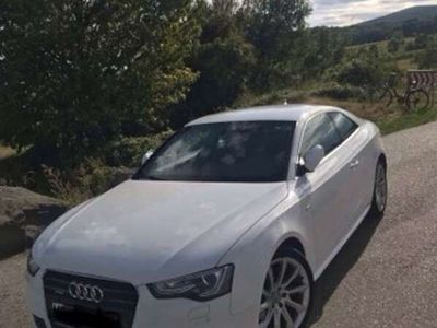 gebraucht Audi A5 Coupé 3,0 TDI quattro Sport DPF S-tronic, S-Line