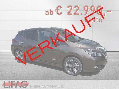 gebraucht Nissan Leaf N-Connecta 40kWh *ab € 23.325,- netto*