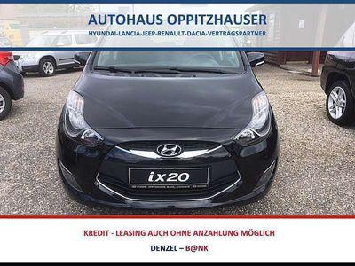 used Hyundai ix20 1,6 CRDi Europe Kombi / Family Van,