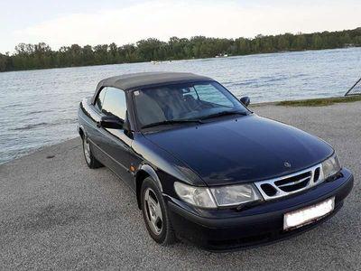 gebraucht Saab 9-3 Cabriolet 9-3 SE CONVERTIBLE 2.0 TURBO / Roadster
