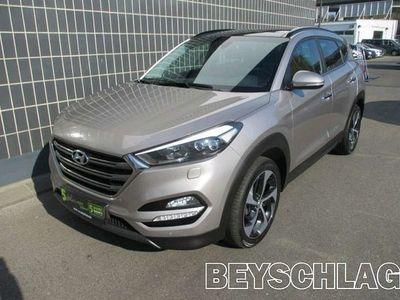 brugt Hyundai Tucson 2,0 CRDI 4WD Platin SUV / Geländewagen,