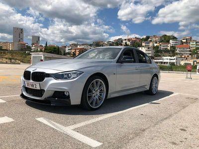 gebraucht BMW 318 d mit Garantie, Aut. M Perfromance Paket