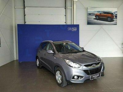 gebraucht Hyundai ix35 2,0 CVVT Life 4WD