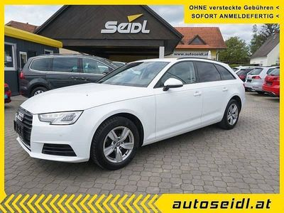 gebraucht Audi A4 Avant 2,0 TDI S-tronic *NAVI+XENON*