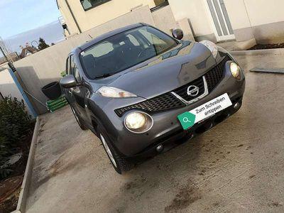 gebraucht Nissan Juke Juke(TEKNA) 1,6 Automatik S !!! SUV / Geländewagen