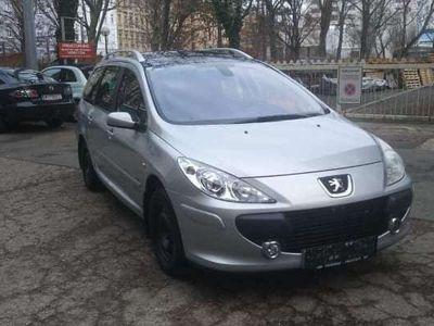 gebraucht Peugeot 307 1.6 hdi Limousine