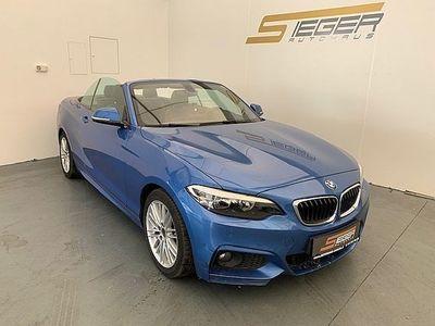 gebraucht BMW 220 d Cabrio Sport