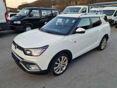 gebraucht Ssangyong Tivoli 1,6DS XLV Be AWD 4x4 Euro6