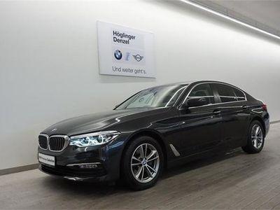 used BMW 520 5er-Reihe d xDrive Aut. Limousine,