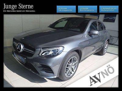 gebraucht Mercedes GLC250 d Coupe 4MATIC Allrad LED Navi Kamera Auto