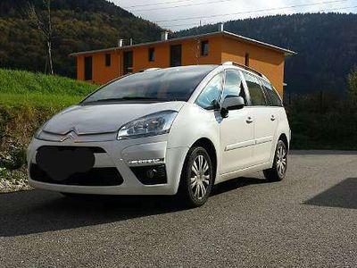 gebraucht Citroën Grand C4 Picasso *Scheckheft gepflegt* Kombi / Family Van