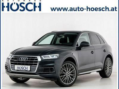 gebraucht Audi Q5 40 TDI quattro Sport Aut. LP:72.620,-€