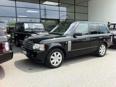 gebraucht Land Rover Range Rover 3,6 TdV8 Vogue / Vollausstattung SUV / Geländewagen