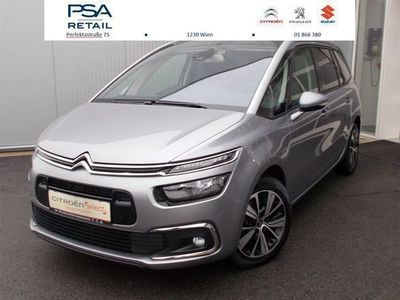 gebraucht Citroën Grand C4 Picasso C4 Picasso BlueHDI 150 S&S EAT6 Shine Kombi / Family Van,