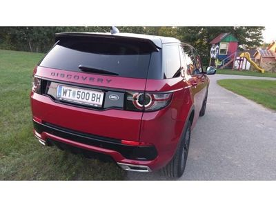 brugt Land Rover Discovery Sport -33% Dynamic Ausstattung 180 PS
