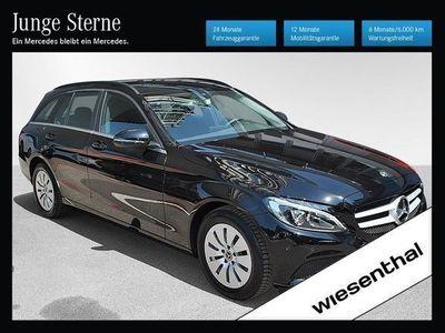 used Mercedes C200 C-Klassed T Aut. Kombi / Family Van,