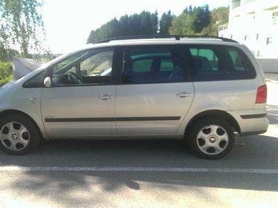 gebraucht Seat Alhambra Kombi / Family Van