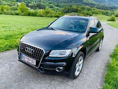 gebraucht Audi Q5 2,0 TDI quattro Sport S-tronic