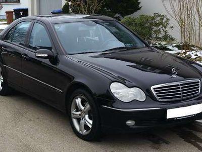 gebraucht Mercedes C270 Avantgarde CDI Aut.