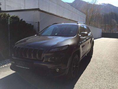 gebraucht Jeep Cherokee 2,2 MultiJet II AWD Night Eagle Aut. SUV / Geländewagen,