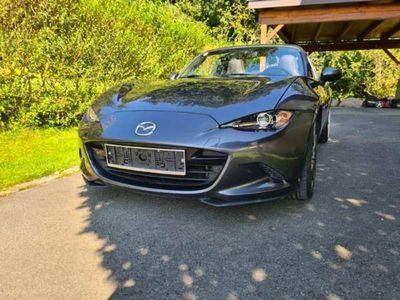 gebraucht Mazda MX5 G160 RF Revolution Cabrio / Roadster