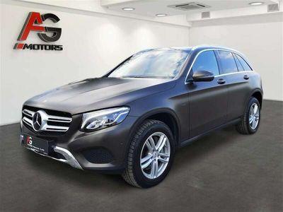 gebraucht Mercedes GLC350 e PHEV 4Matic/Navi/Kamera/AHK/Panorama/1.Besitz