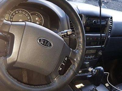 gebraucht Kia Sorento 2.5 CRDI Executive SUV / Geländewagen,