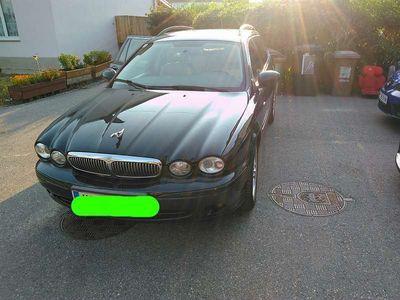 gebraucht Jaguar X-type Exec. Estate CF1 Kombi / Family Van