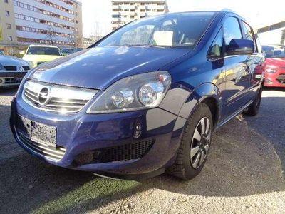 gebraucht Opel Zafira 1,6 BENZINER