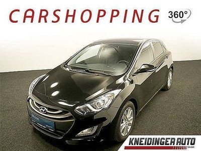 gebraucht Hyundai i30 1,6 CRDi Europe Plus Bluedrive ISG
