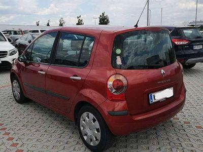 gebraucht Renault Modus 1.6 16V Klein-/ Kompaktwagen