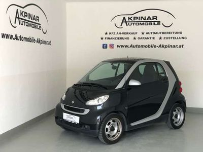 gebraucht Smart ForTwo Coupé passion cdi DPF PANORAMA - ab 89€ /Mo