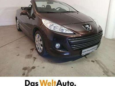 gebraucht Peugeot 207 CC 1,6 VTi 16V