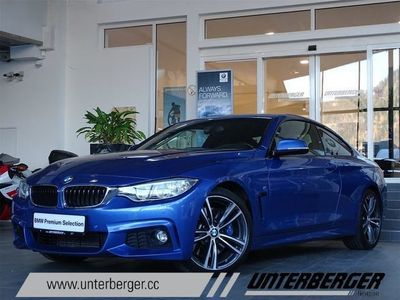gebraucht BMW 430 d Coupe M-Sportpaket / M-Sportbremse /