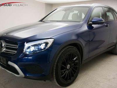 gebraucht Mercedes GLC220 GLC-Klasse GLC4MATIC Aut. SUV / Geländewagen