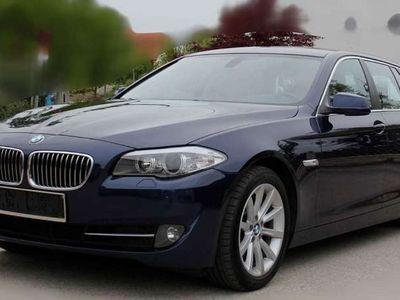 gebraucht BMW 530 5er-Reihe d Xdrive Touring Sportautomatik Kombi / Family Van