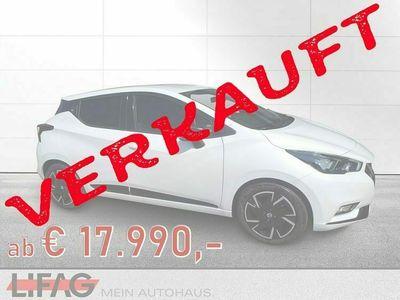 gebraucht Nissan Micra 92 Autom. N-Design *ab € 17.990-*