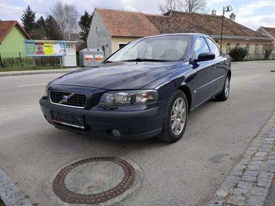 gebraucht Volvo S60 2.4D D5 Limousine,