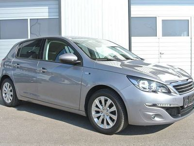 brugt Peugeot 308 1,2 PureTech Allure S&S * LED * NAVI * PDC* 1. BESITZ Limousine,