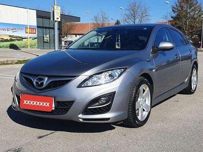 gebraucht Mazda 6 2.2 CD GT (GH) Limousine