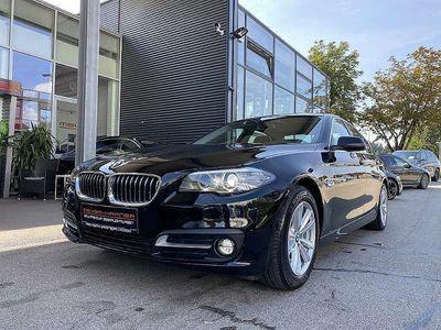 gebraucht BMW 520 d xDrive Österreich-Paket Aut. Navi-Pro