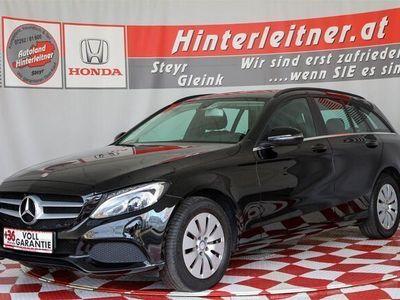 gebraucht Mercedes C200 T BlueTEC A-Edition Plus LED NAVI