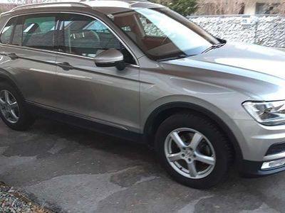 gebraucht VW Tiguan Comfortline SUV / Geländewagen