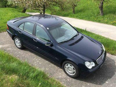 gebraucht Mercedes C200 Classic CDI