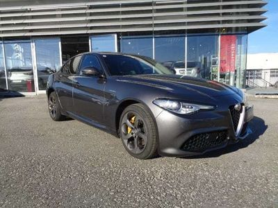 gebraucht Alfa Romeo Giulia 2.0 AWD, Veloce, 280 PS, 4 Türen, Automatik