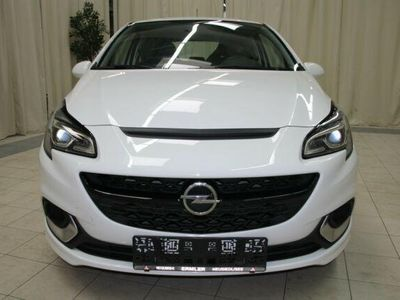 gebraucht Opel Corsa E OPC LEDER NAVI XENON TEMPOMAT