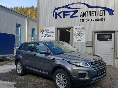 used Land Rover Range Rover evoque SUV / Geländewagen,