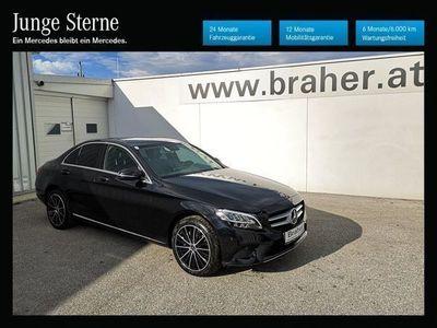gebraucht Mercedes C220 d 4MATIC Limousine
