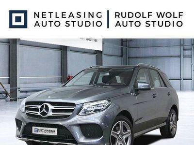 gebraucht Mercedes GLE350 d AMG Line 4Matic Klima/LED/Park-Assist. Leder