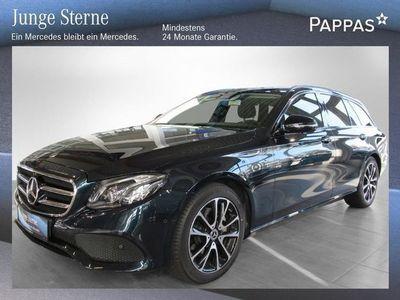 brugt Mercedes E220 E-KlasseT Austria Edition Avantgarde 4MATIC Aut. Kombi / Family Van,